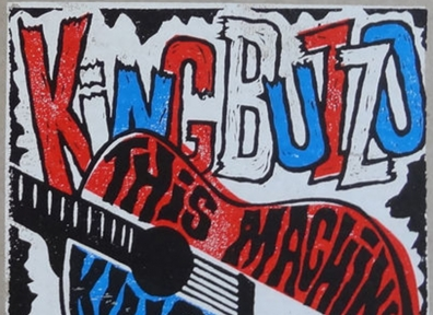 Review: King Buzzo – This Machine Kills Artists