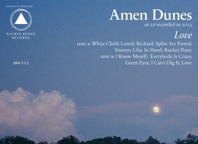 Review: Amen Dunes – Love