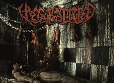 Local Review: Regurgitated – Pieces