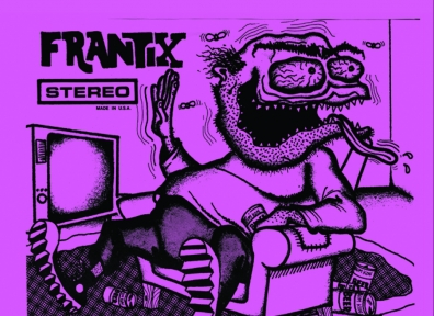 Review: Frantix – My Dad's A Fuckin' Alcoholic