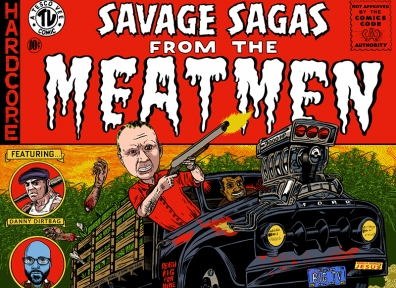 Review: Meatmen – Savage Sagas