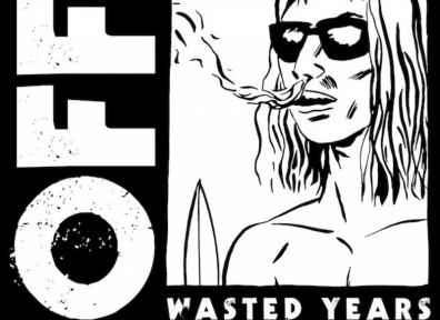 Review: OFF! – Wasted Years