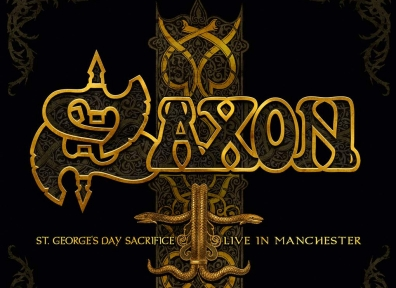 Review: Saxon – St. George's Day Sacrifice – Live in Manchester
