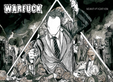 Review: Warfuck – Neantification
