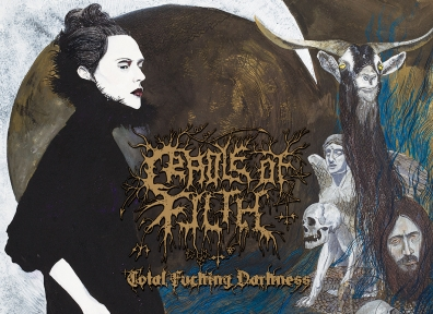 Review: Cradle of Filth – Total Fucking Darkness