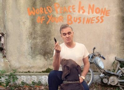 Review: Morrissey – World Peace Is None Of Your Business