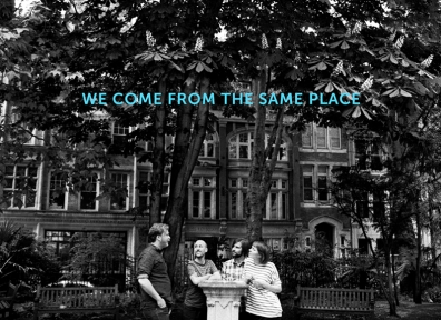 Review: Allo Darlin' – We Come From The Same Place