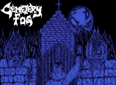 Review: Cemetery Fog – Towards the Gates