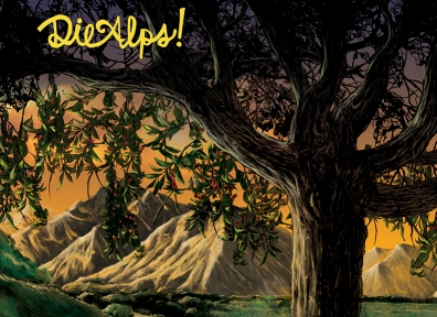 Review: DieAlps! – Self-Titled