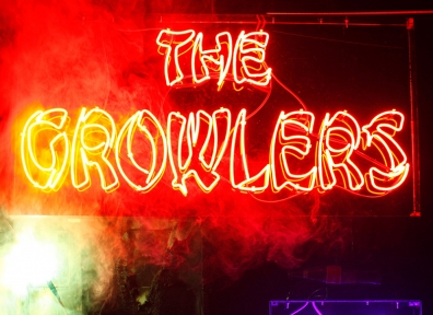 Reviews: The Growlers – Chinese Fountain