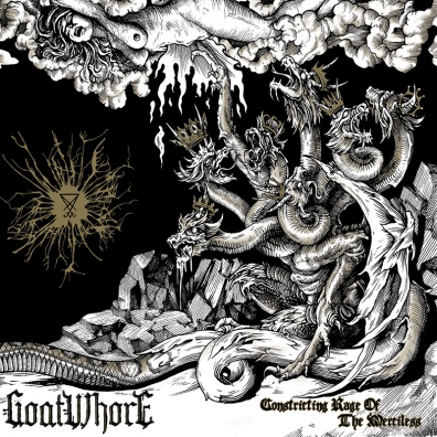Review: Goatwhore – Constricting Rage of the Merciless