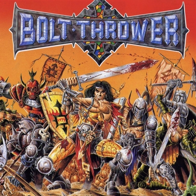 Review: Bolt Thrower – War Master (reissue)