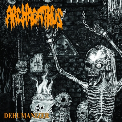 Review: Archagathus – Dehumanizer