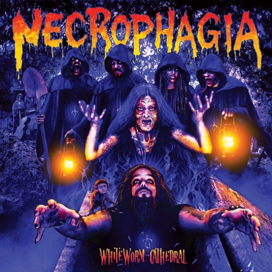 Review: Necrophagia – WhiteWorm Cathedral