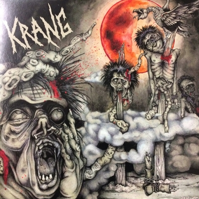 Review: Krang – Bad Moon