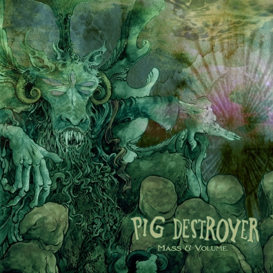 Review: Pig Destroyer – Mass & Volume