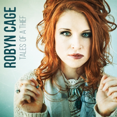 Local Review: Robyn Cage – Tales Of A Thief / Burning Now