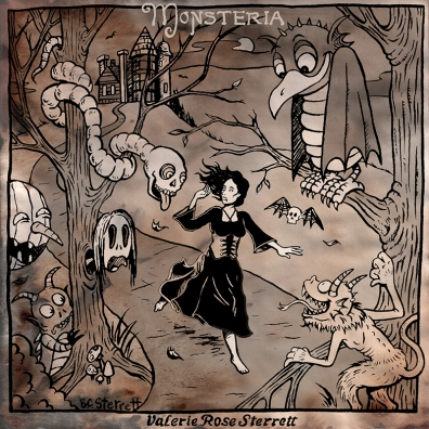 Local Review: Valerie Rose Sterrett – Monsteria
