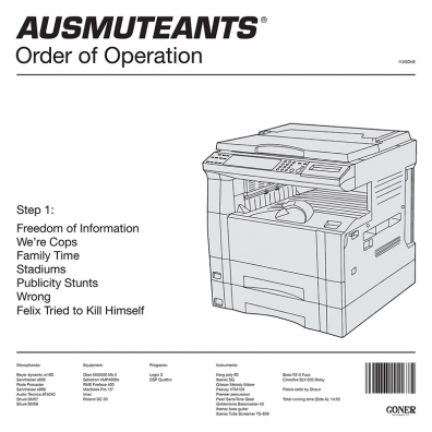 Review: Ausmuteants – Order of Operation