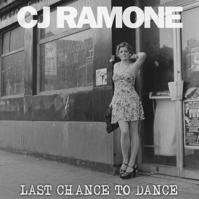 Review: CJ Ramone – Last Chance to Dance