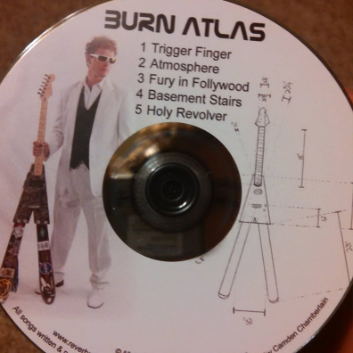 Local Review: Burn Atlas – Self-Titled