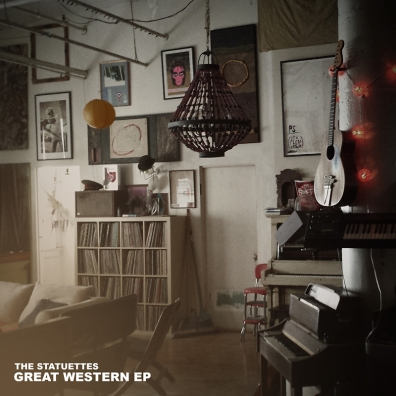 Local Review: The Statuettes – Great Western EP