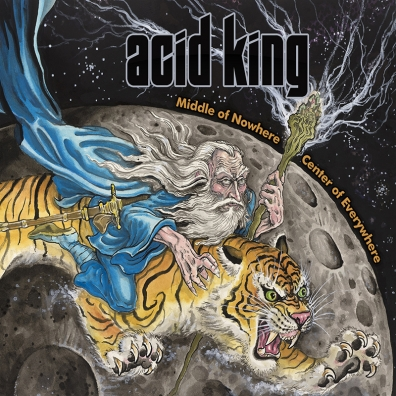 Review: Acid King – Middle of Nowhere, Center of Everywhere