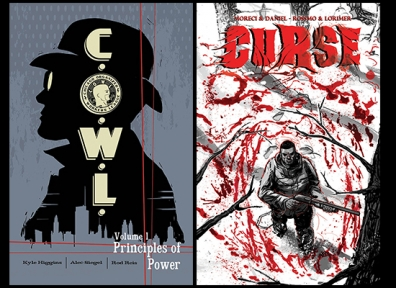March 2015 Comic Book Reviews