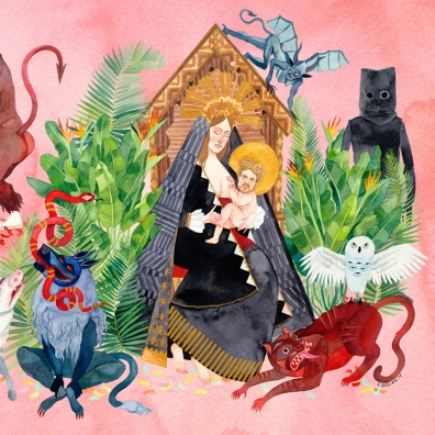 Review: Father John Misty – I Love You, Honeybear