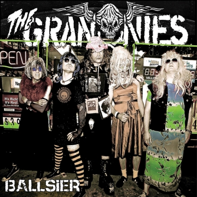 Review: The Grannies – Ballsier