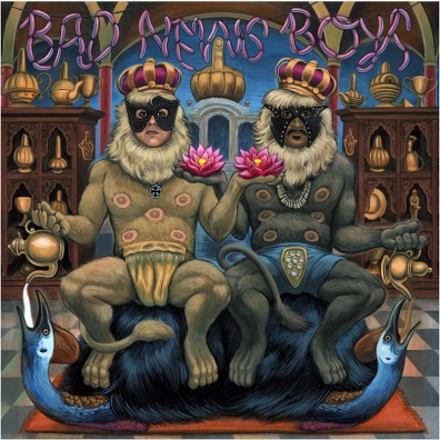 Review: The King Khan & BBQ Show – Bad News Boys