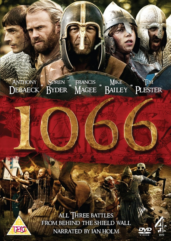 April 2015 DVD Reviews include 1066: The Battle For Middle Earth, Doctor Who: Last Christmas, Horrible Bosses 2 and more!