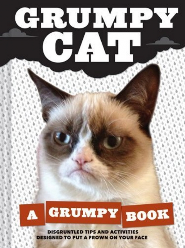 April 2015 Book Reviews: Grumpy Cat: A Grumpy Book, Helen Keller Really Lived, I Found My Friends: The Oral History Of Nirvana and more!