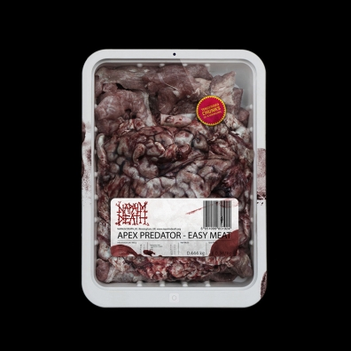 Review: Napalm Death – Apex Predator – Easy Meat