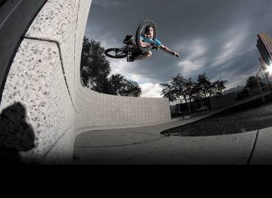 Cam Wood: SLUG BMX Photo Feature