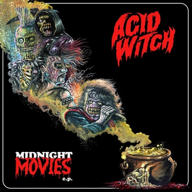 Review: Acid Witch – Midnight Movies EP