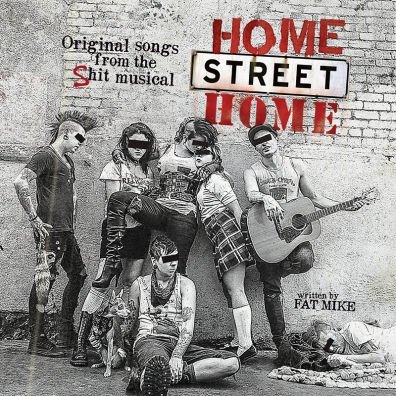 Review: NOFX & Friends – Home Street Home: Original Songs from the Shit Musical