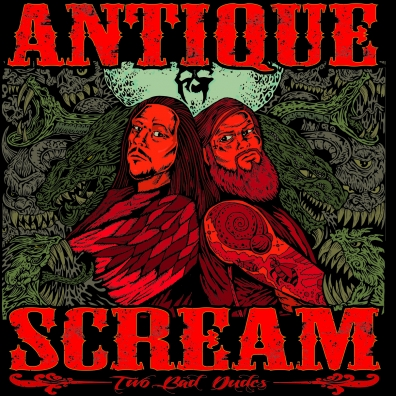 Review: Antique Scream – Two Bad Dudes Records