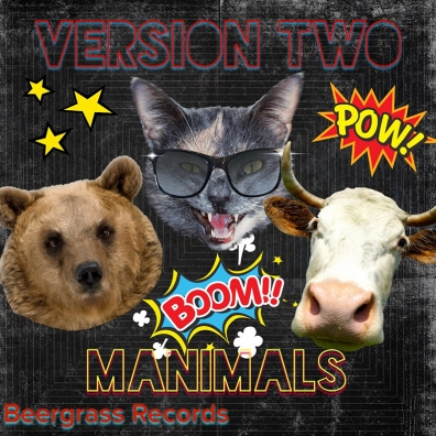 Local Review: Version Two – #Manimals