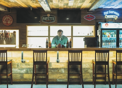 117 Bottles of Beer on the Wall: The Barrelhouse
