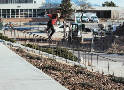 SLUG Skate Photo Feature: Caleb Schrank