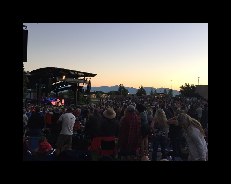 Red Butte Outdoor Concert Series Wheels of Soul
