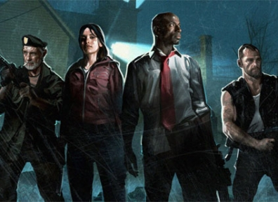 Left 4 Dead Video Game Preview