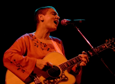 Sinead O'Connor Show Review