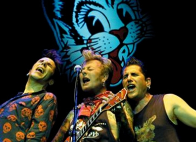 Stray Cats Show Review