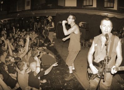 Subhumans Show Review