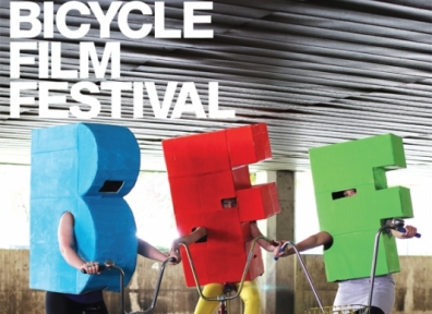 Bicycle Film Festival in SLC