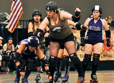 Death Dealers vs. Bomber Babes on May 15 2010