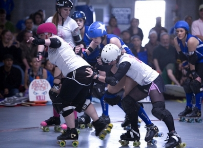 Wasatch Roller Derby Double-Header 05.26