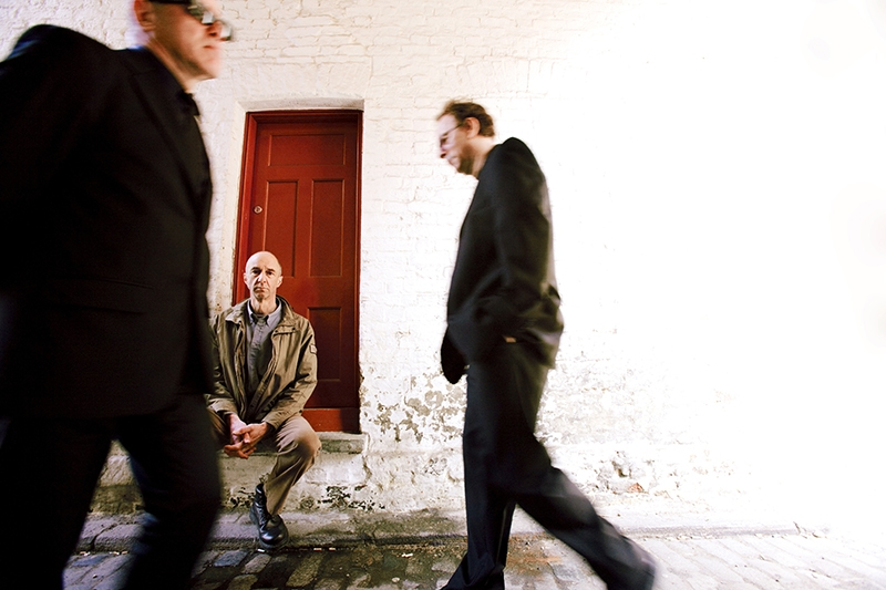 An Interview with Wire @ Pitchfork Music Fest – SLUG Magazine
